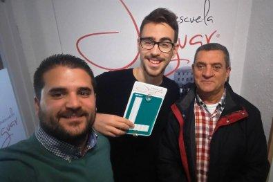JULIO, JUAN CARLOS Y CARLOS